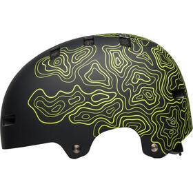 Bell Local Helmet black/retinasear midtown